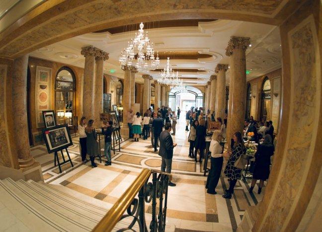 Les Colonnades Athenee Palace Hilton