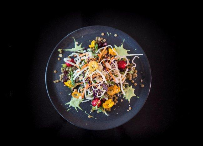 Space Odyssey salad bowl