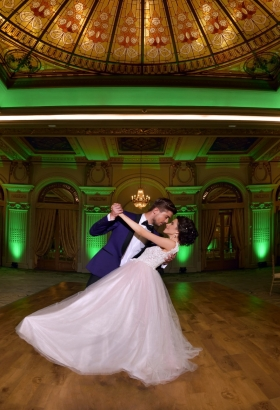 Nuntă la Athénée Palace Hilton
